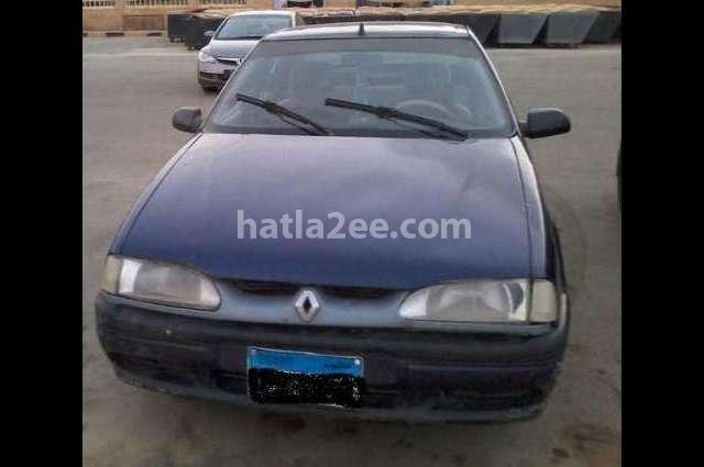 19 Renault أزرق