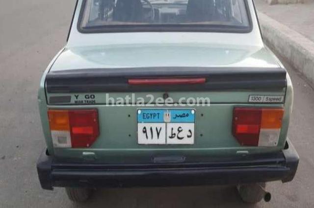 128 Fiat Green