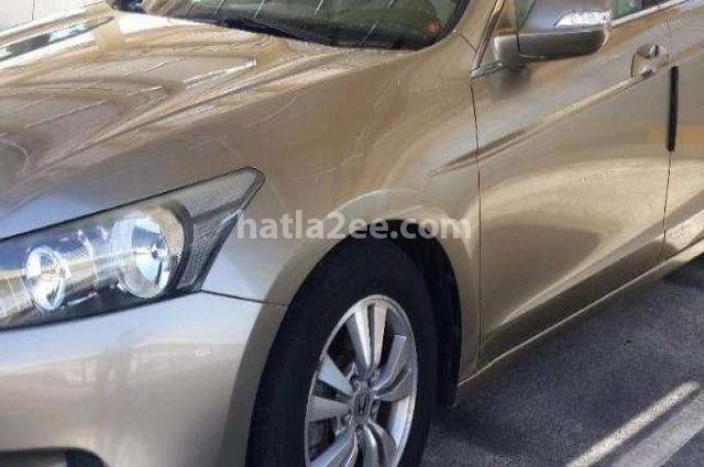 Accord Honda Gold