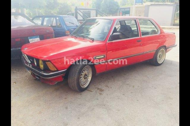 316 BMW Red