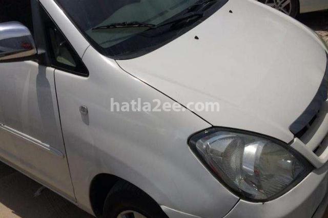Innova Toyota White