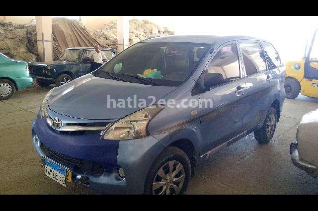 Avanza Toyota Blue
