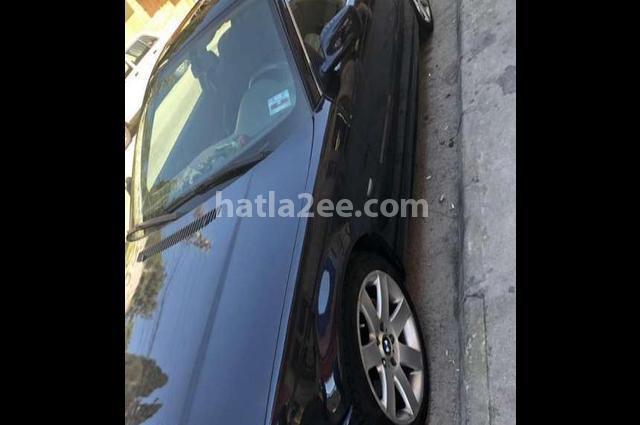 323 BMW أسود