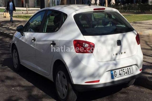 Ibiza Seat أبيض