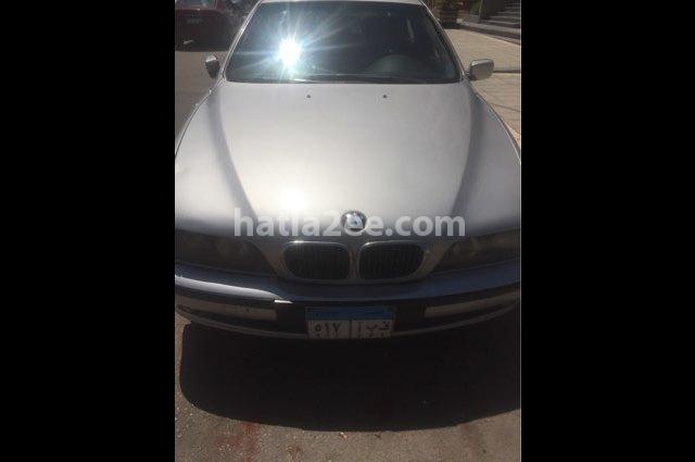 523 BMW فضي