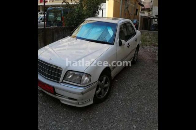 230 Mercedes White