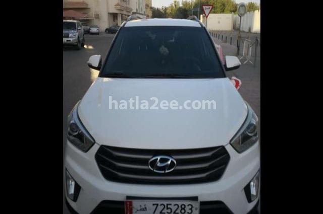 Creta Hyundai أبيض