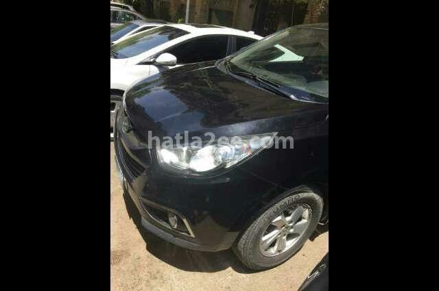 IX 35 Hyundai أسود