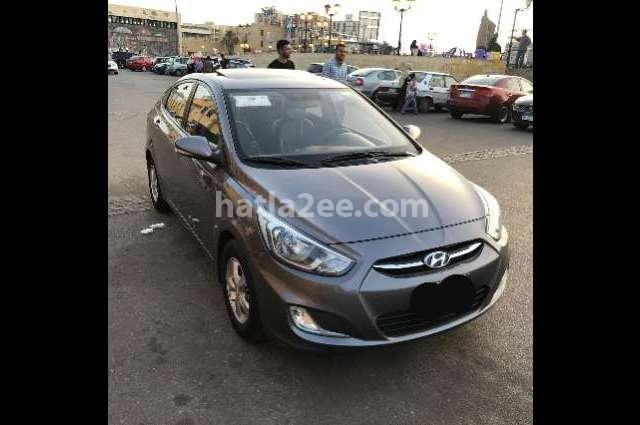 Accent RB Hyundai Gray
