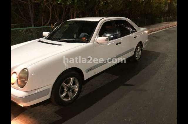 200 Mercedes White