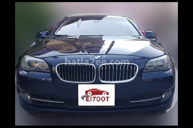 523 BMW Dark blue