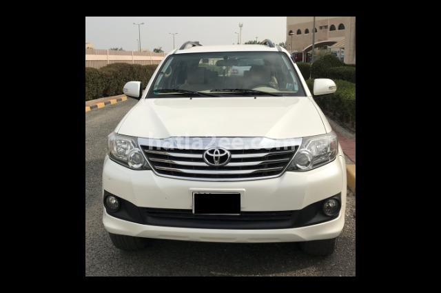 Fortuner Toyota Silver