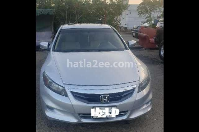 Accord Honda فضي