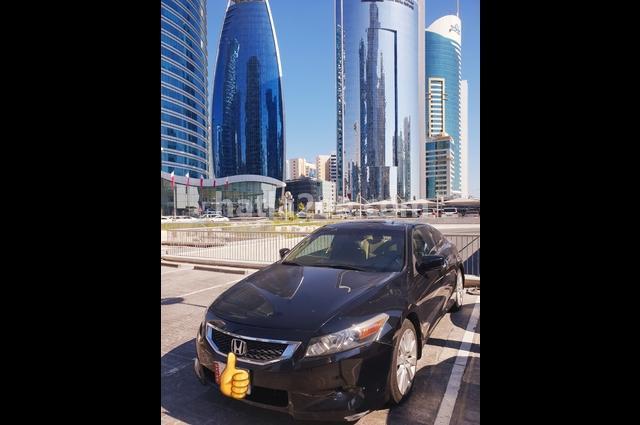 Accord Honda Black