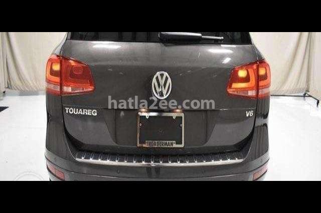 Touareg Volkswagen أسود