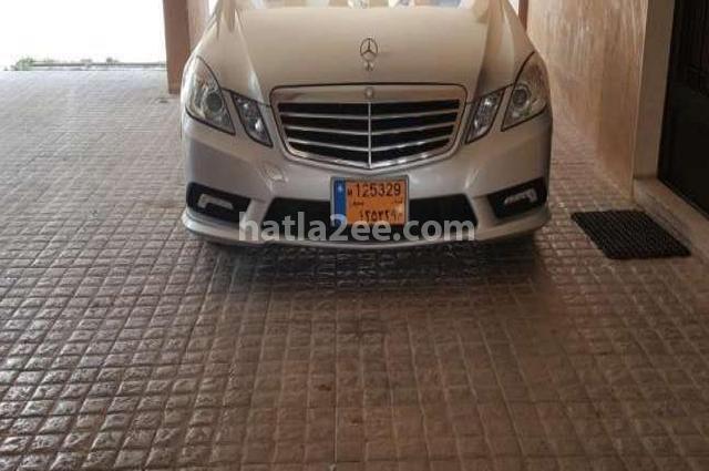 E 350 Mercedes أبيض