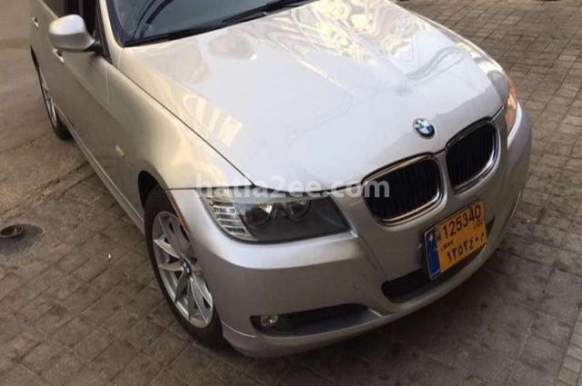 323 BMW فضي