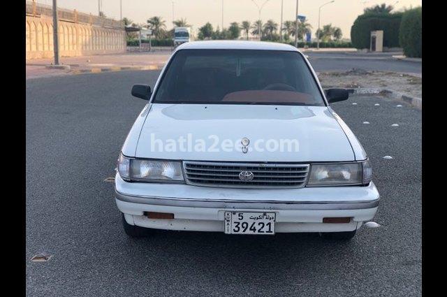 Cressida Toyota White