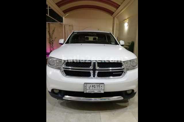 Durango Dodge أبيض