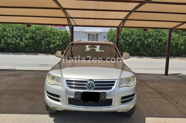 Touareg Volkswagen Gold