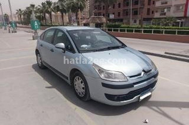 C4 Citroën سماوى