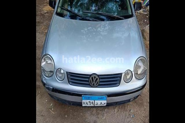 Polo Volkswagen Silver