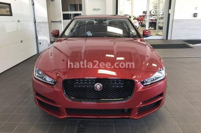 XE Jaguar احمر