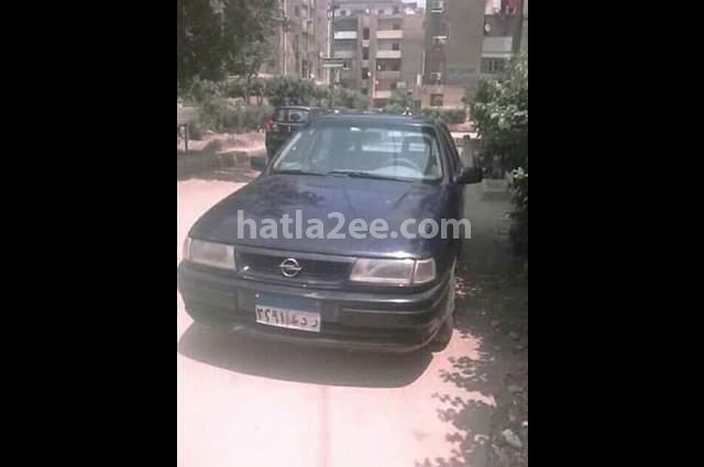 Vectra Opel Blue