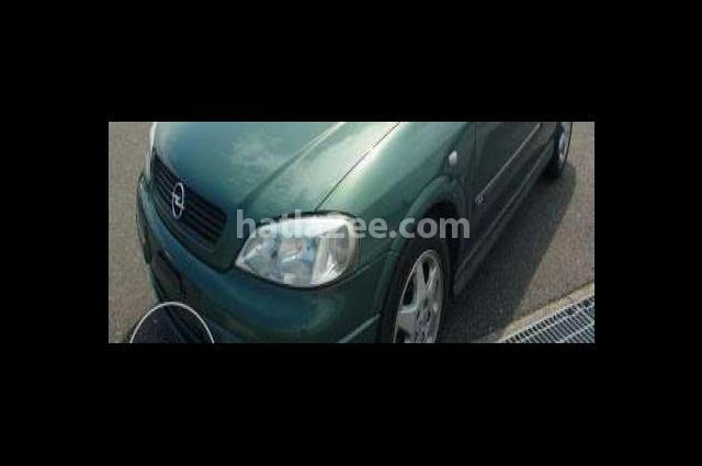 Astra Opel أخضر