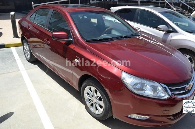 Optra Chevrolet احمر