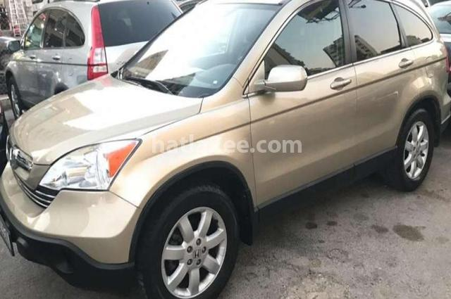 CRV Honda Gold
