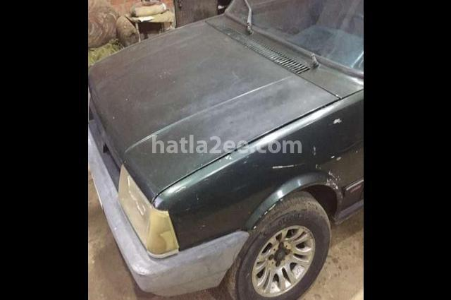 Shahin Fiat اخضر غامق