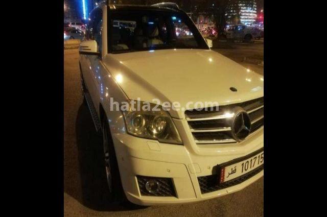 C 280 Mercedes أبيض