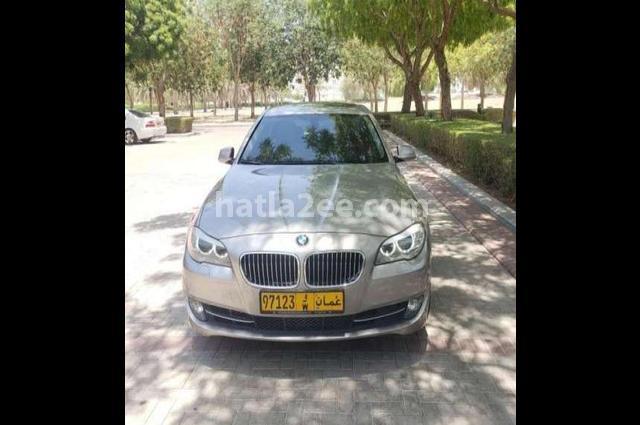 520 BMW فضي