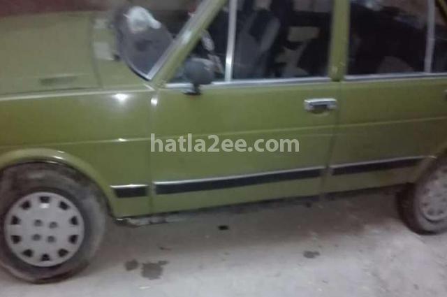 131 Fiat اخضر غامق