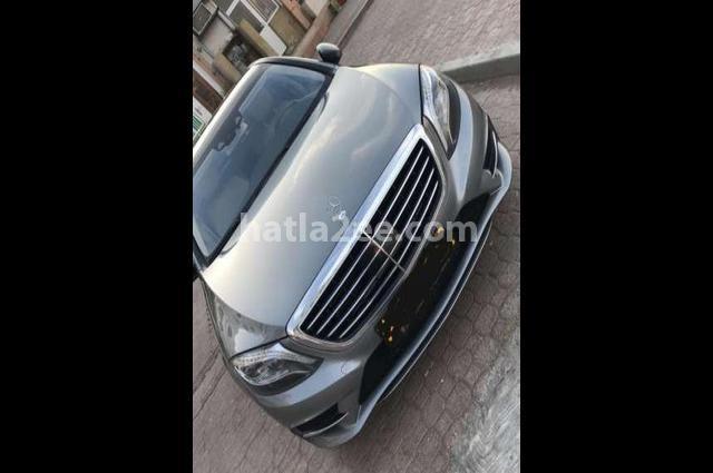S 500 Mercedes رمادي