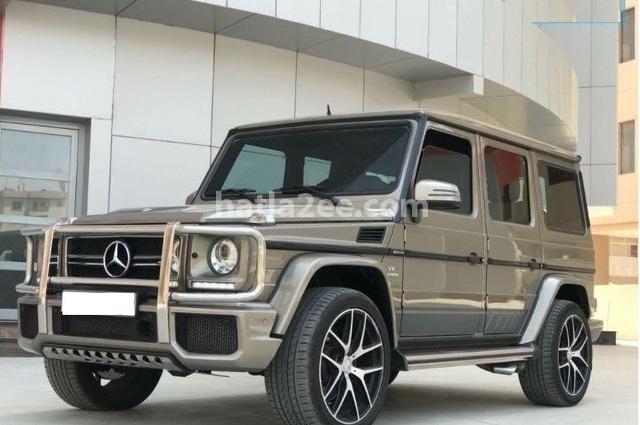 G Class Mercedes برونزي