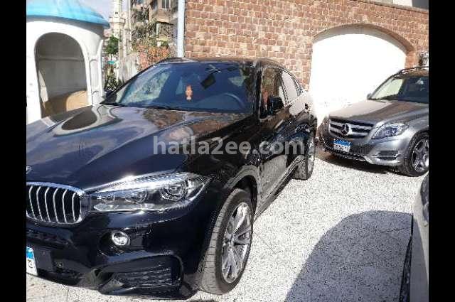 X6 BMW أسود