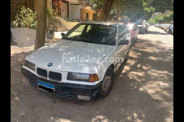 316 BMW أبيض