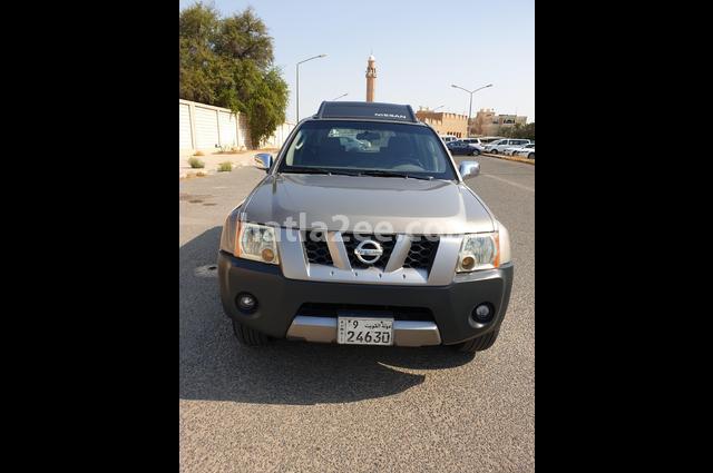 Xterra Nissan برونزي