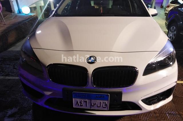 218 i BMW أبيض