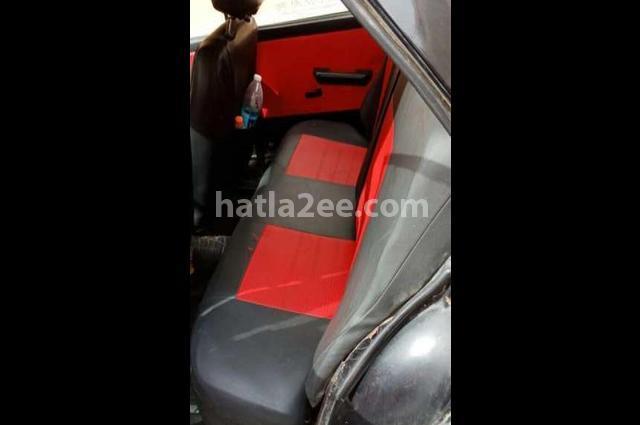 Shahin Fiat أسود