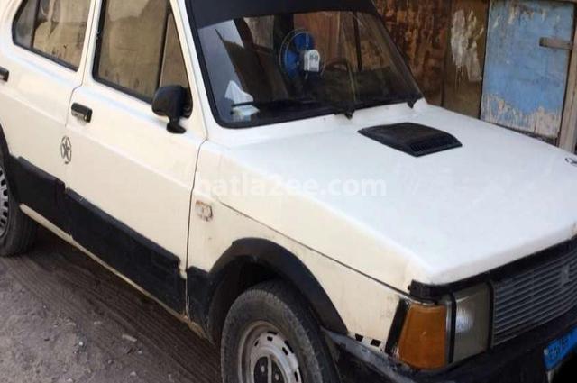 127 Fiat White