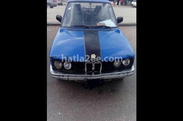 520 BMW أزرق