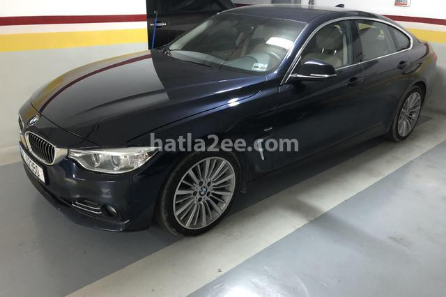 420 BMW الأزرق الداكن