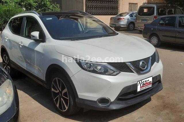 Qashqai Nissan White