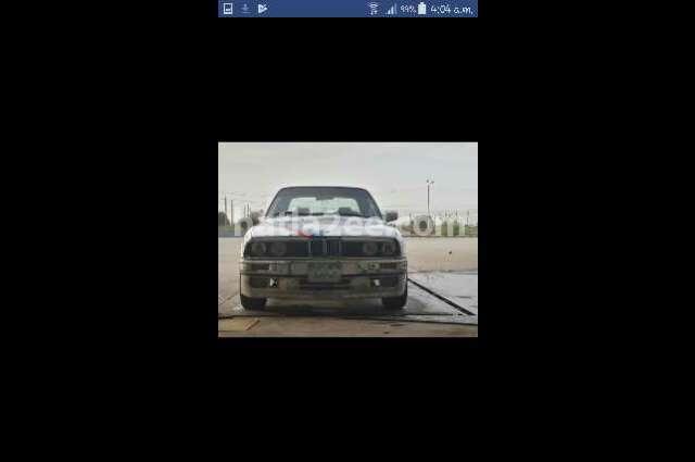 3 Series BMW فضي
