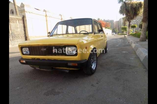 128 Fiat Yellow
