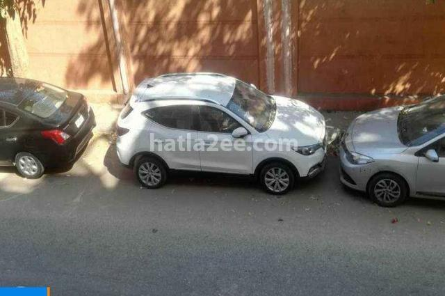 Zs Morris Garage 2019 Luxor White 2615824 Car For Sale Hatla2ee
