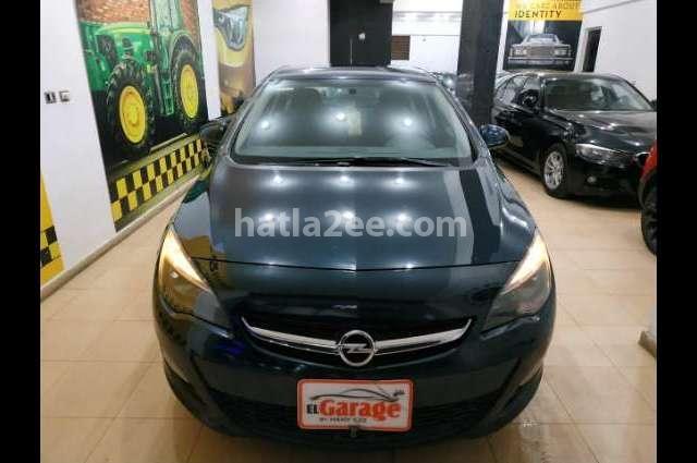 Astra Opel Green
